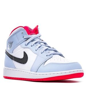 Nike air jordan 1 mid sneakers